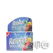 Reload Men's Formula Multivitamin, Multi Mineral and Antioxidant X 90 | Vitamins & Supplements for sale in Lagos State, Lagos Mainland