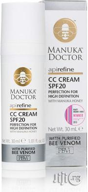 Manuka Doctor Colour Correcting CC Cream With SPF 20 | Makeup for sale in Lagos State, Victoria Island
