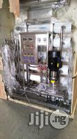 5ton Reverse Osmosis System | Manufacturing Equipment for sale in Central Business District, Abuja (FCT) State, Nigeria