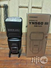 Brand New Yongnuo 560 Iii Camera Speedlight | Accessories & Supplies for Electronics for sale in Lagos State, Amuwo-Odofin
