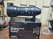 Sigma 120-400mm Zoom Lens for Canon Cameras | Accessories & Supplies for Electronics for sale in Lagos State, Amuwo-Odofin