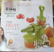 King Tomatoes Fruits Blender | Kitchen Appliances for sale in Lagos State, Ajah