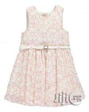 Matalan Girls Lace Dress With Belt | Clothing for sale in Lagos State, Surulere