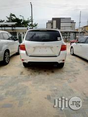 Toyota Highlander 2008 Silver | Cars for sale in Lagos State, Lekki Phase 1