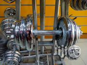 A Pair of 15kg Dumbell | Sports Equipment for sale in Lagos State, Egbe Idimu