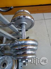 A Pair of 20kg Dumbell | Sports Equipment for sale in Lagos State, Egbe Idimu