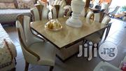 Marble Dining Table(Six Seaters). | Furniture for sale in Abuja (FCT) State, Garki 1