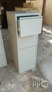 Durable Imported Four Drawer Office Cabinet | Furniture for sale in Lagos State, Ikeja
