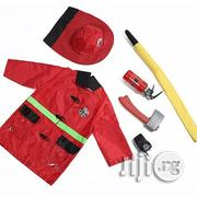 Firefighter Costume | Children's Clothing for sale in Lagos State, Oshodi-Isolo