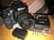 Canon EOS 7D + Zoom Lens EF-S 18-55mm | Photo & Video Cameras for sale in Lagos State, Surulere