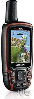Garmin GPSMAP 64s World With High Sensitivity GPS & Glonass Receiver | Vehicle Parts & Accessories for sale in Lagos State, Ikeja