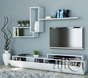 Lavanna TV Stand and Wall Shelves | Furniture for sale in Lagos State, Agege
