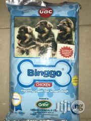 Binggo 5kg Puppy Dog Food | Pet's Accessories for sale in Lagos State, Agege