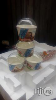 Quality Ice Cream Cups | Manufacturing Materials & Tools for sale in Lagos State, Ojo