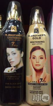 K Brothers Lotion   Bath & Body for sale in Lagos State, Badagry
