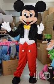 Mickey Mouse Adult Costume | Party, Catering & Event Services for sale in Lagos State, Ikorodu