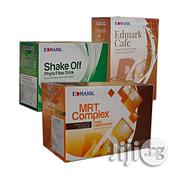 EDMARK Belly Fat Burner Beverages (New Pack) - Chocolate Flavor | Vitamins & Supplements for sale in Abuja (FCT) State, Wuse