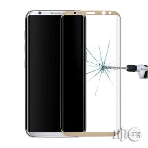 Galaxy S8+ / G955 0.3mm Glass Screen Protector (Gold)