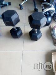 40kg Iron Dumbbell 1500 Per Kg | Sports Equipment for sale in Rivers State, Port-Harcourt