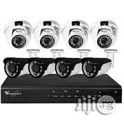 Winpossee 8 Channel AHD CCTV Combo Kit | Photo & Video Cameras for sale in Lagos State, Ikeja