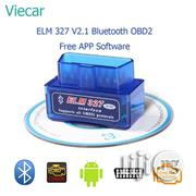 New Arrival ELM 327 OBD II Bluetooth Car Diagnostic Scanner   Vehicle Parts & Accessories for sale in Lagos State, Ikorodu