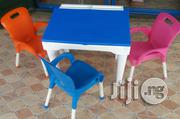 Superb Strong Children Plastics Chair and Desk for School | Children's Furniture for sale in Lagos State, Agege