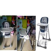 Tokunbo UK Used Chicco High Feeding Chair From 4month And Above | Furniture for sale in Lagos State, Lekki Phase 1