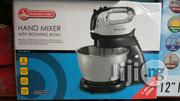 Master Chef Hand Mixer With Rotating Mixing Bowl   Kitchen Appliances for sale in Lagos State, Ibeju