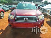 Toyota Highlander Limited 2010 Red   Cars for sale in Edo State, Ikpoba-Okha