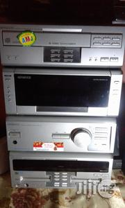A Clean UK Used Kenwood Sound System   Audio & Music Equipment for sale in Lagos State, Alimosho