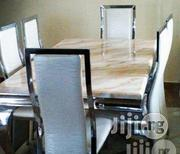Exotic Mable Dining Table With Six Chairs   Furniture for sale in Lagos State, Lekki Phase 1