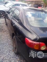 Clean Toyota Corolla 2008 Black   Cars for sale in Lagos State, Kosofe