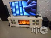 Executive Fire Flame Tv Stand | Furniture for sale in Lagos State, Lekki Phase 1