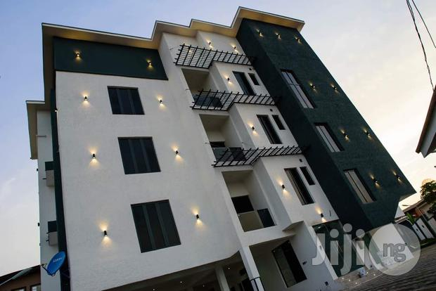 Archive: A Newly Built 6 Units of 3bedroom Flat for Sale at Off Allen Ikeja