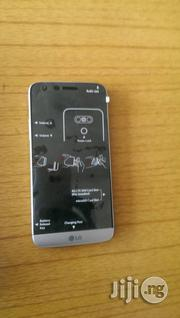 LG G5 32 GB Silver | Mobile Phones for sale in Lagos State, Ikeja
