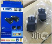 4K 3D HDMI Extender 30 Meters Over Cat 5e/6 Rj45 Ethernet | Measuring & Layout Tools for sale in Lagos State, Ikeja