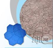 Stamped Concrete Mat (74x74 Cm) | Building Materials for sale in Kano State, Fagge
