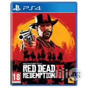 Rockstar Red Dead Redemption 2 Ps4 Game | Video Games for sale in Lagos State, Ikeja