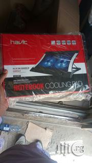 Havit HV-F2051 Laptop Cooling Pad 10 - 17inches | Computer Accessories  for sale in Lagos State, Ikeja
