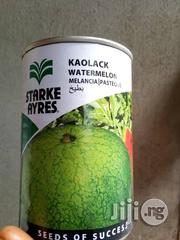 Starke Ayres Kaolack Hybrid Watermelon Seeds For Sale | Meals & Drinks for sale in Delta State, Warri