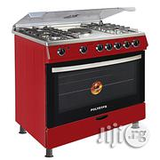 Polystar 4 Gas Burner, 1 Hotplate,Auto Ignition Oven+Grill,PVRD-80g1   Kitchen Appliances for sale in Lagos State, Ojo