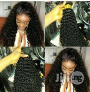 Original Indian Curls With Frontal | Hair Beauty for sale in Lagos State, Surulere