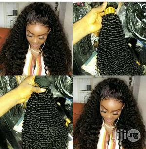 Original Indian Curls With Frontal