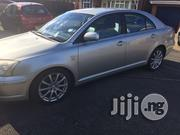 Toyota Avensis 2006 1.8 VVT-i Silver | Cars for sale in Lagos State, Isolo