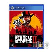 Red Dead Redemption 2 PS4 | Video Game Consoles for sale in Lagos State, Lagos Mainland