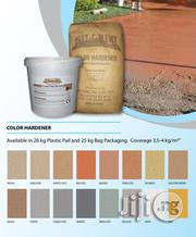 Color Hardener For Concrete Stamp | Building Materials for sale in Kano State, Fagge