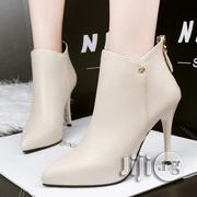 Female Sexy Elegant And Ankle Boots New Ultra High Heel Stiletto | Shoes for sale in Lagos State, Ikeja