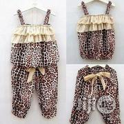 Leopard Top + Shorts Clothing Sets | Children's Clothing for sale in Lagos State, Surulere