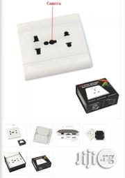 606 Voice Activated Security Socket Camera | Photo & Video Cameras for sale in Lagos State, Ikeja