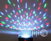 Mini LED Crystal Magic Ball Light Effect Light Disco DJ Stage Lighting | Stage Lighting & Effects for sale in Lagos State, Lagos Mainland